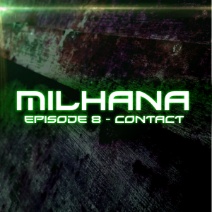 Couverture Milhana episode 8