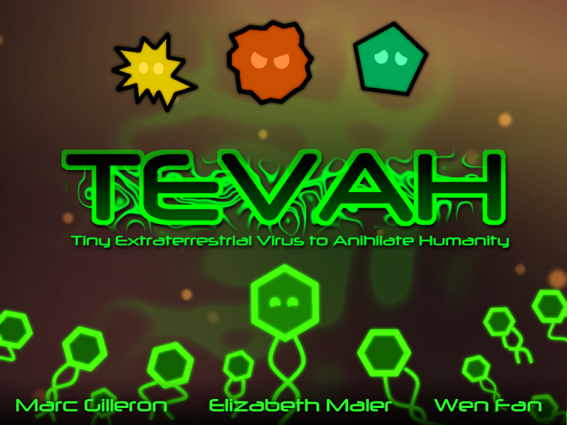 TEVAH title artwork